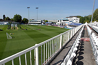 General view of the ground ahead of Essex CCC vs Nottinghamshire CCC, Specsavers County Championship Division 1 Cricket at The Cloudfm County Ground on 15th May 2019