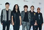 YB, Jun 07, 2014 : K-pop group YB pose before the Dream Concert in Seoul, South Korea. (Photo by Lee Jae-Won/AFLO) (SOUTH KOREA)