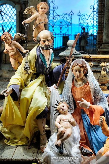 Nativity private apostolic palace at the Vatican, 23 January 2009