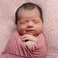 2021-06-19 Nora Grace - 4 days old