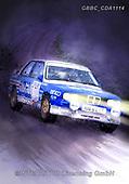 Barry, MASCULIN, MÄNNLICH, MASCULINO, paintings+++++,GBBCCDA1114,#m#, EVERYDAY ,rally,race,car,cars