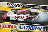 24-26 February 2017, Chandler, Arizona, USA, Del Worsham, Lucas Oil, Toyota, Camry, Funny Car © 2017, Jason Zindroski