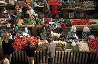 Europe/France/Rhône-Alpes/69/Rhône/Villefranche-sur-Saône: Le marché