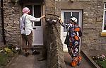 Bellerby Feast, Bellerby  Yorkshire UK 1980s