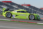 Nic Jonsson (76), Driver of Krohn Racing Ford in action during the Grand-Am of the Americas practice and qualifying sessions at the Circuit of the Americas race track in Austin,Texas...
