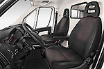 Front seat view of a 2015 Peugeot BOXER L4H2 4 Door Cargo Van Front Seat car photos
