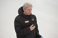 SPEED SKATING: HAMAR: Viking Skipet, 01-02-2019, ISU World Cup Speed Skating, Edel Therese Høiseth (trainer/coach NOR), ©photo Martin de Jong