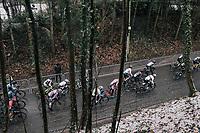 Women's Race start<br /> <br /> CX Vlaamse Druivencross Overijse 2017