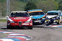 Round 2 of the 2007 British Touring Car Championship. #59 Richard Marsh (GBR). A-Tech. Alfa Romeo 156.
