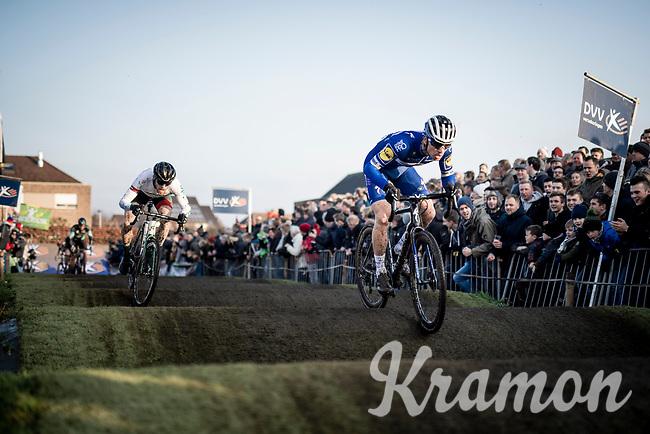 Zdenek Stybar (CZE/Deceuninck - QuickStep)<br /> <br /> Azencross Loenhout 2019 (BEL)<br />  <br /> ©kramon