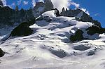 Patagonian icecap, Lost Glaciares National Park, Argentina