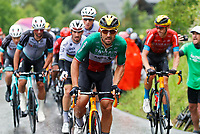 4th July 2021; Tignes, France;  COLBRELLI Sonny (ITA) of BAHRAIN VICTORIOUS during stage 9 of the 108th edition of the 2021 Tour de France cycling race, a stage of 144,9 kms between Cluses and Tignes on July 4