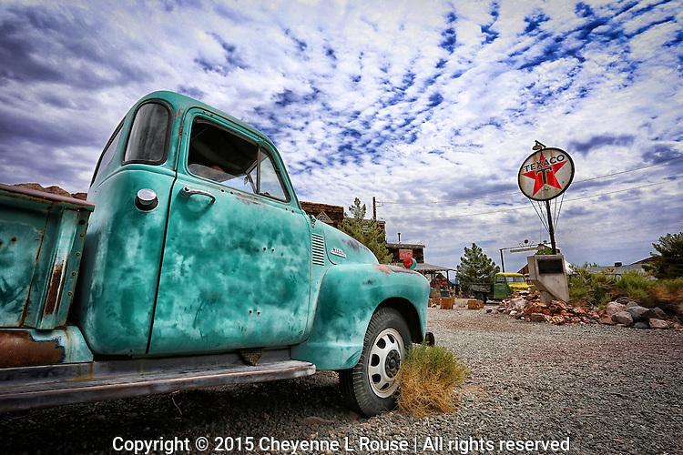 Texaco Star - Chevy Truck<br /> Nevada