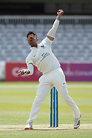 Thilan Walallawita, Middlesex CCC in action during Middlesex CCC vs Gloucestershire CCC, LV Insurance County Championship Group 2 Cricket at Lord's Cricket Ground on 7th May 2021