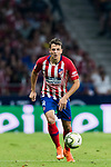 Santiago Arias of Atletico de Madrid in action  during their International Champions Cup Europe 2018 match between Atletico de Madrid and FC Internazionale at Wanda Metropolitano on 11 August 2018, in Madrid, Spain. Photo by Diego Souto / Power Sport Images