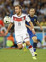 Mario Gotze of Germany