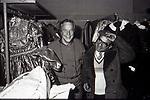 FRANCO ZEFFIRELLI CON GIACOMINO ANFUSO<br /> TEATRO LA SCALA MILANO 1981