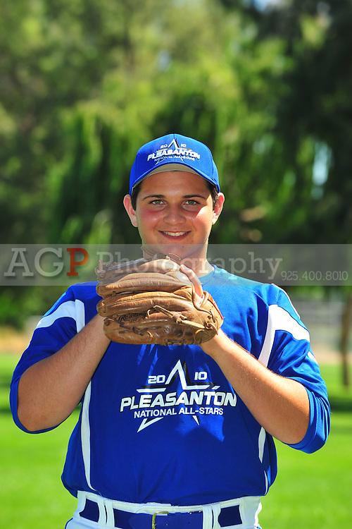 Pleasanton National Little League 2010 All-Stars Juniors Division.