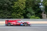 #1 Richard Mille Racing Team Oreca 07 - Gibson LMP2, Tatiana Calderon, Sophia Floersch, Beitske Visser, 24 Hours of Le Mans , Free Practice 1, Circuit des 24 Heures, Le Mans, Pays da Loire, France