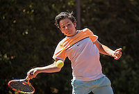 Hilversum, Netherlands, August 10, 2016, National Junior Championships, NJK, Adi Causevic (NED)<br /> Photo: Tennisimages/Henk Koster