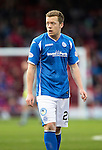Aberdeen v St Johnstone…27.02.16   SPFL   Pittodrie, Aberdeen<br />Scott Brown back in the side<br />Picture by Graeme Hart.<br />Copyright Perthshire Picture Agency<br />Tel: 01738 623350  Mobile: 07990 594431