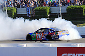 Monster Energy NASCAR Cup Series<br /> Overton's 400<br /> Pocono Raceway, Long Pond, PA USA<br /> Sunday 30 July 2017<br /> Kyle Busch, Joe Gibbs Racing, M&M's Caramel Toyota Camry<br /> World Copyright: Susan DeVault<br /> LAT Images