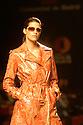 Cibeles Madrid Fashion Week. Madrid. Spain. Archive. laura Sanchez