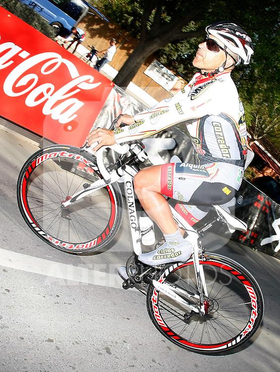 320 Juan Gallego Ciclos Corredor cri master . (ALTERPHOTOS/ACERO)