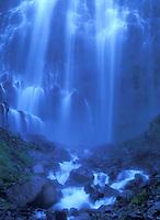 Spray Falls, Mount Rainier National Park, Washington