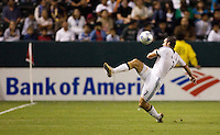 LA Galaxy midfielder Chris Klein (7) during a MLS match. The Chicago Fire defeated the LA Galaxy 1-0 at Home Depot Center stadium in Carson, California on Thursday, August 21, 2008.