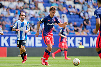 12th September 2021: Barcelona, Spain:  Antoine Griezmann of Atletico de Madrid during the Liga match between RCD Espanyol and Atletico de Madrid at RCDE Stadium in Cornella, Spain.