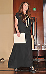 "Sarah Brightman, Nov 07, 2012 : Sarah Brightman, November 7, 2012, Tokyo, Japan : Singer Sarah Brightman attends a press conference for her new album ""Dream Chaser"" in Tokyo, Japan, on November 7, 2012."