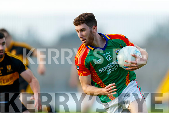 Ciaran Kennedy, Mid Kerry during the Kerry County Senior Football Championship Semi-Final match between Mid Kerry and Dr Crokes at Austin Stack Park in Tralee, Kerry.
