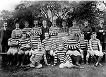 A very old Kerry team probably 1910..Picture by Daniel MacMonagle
