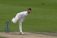 Will Beer of Sussex in bowling action during Sussex CCC vs Glamorgan CCC, LV Insurance County Championship Group 3 Cricket at The 1st Central County Ground on 5th July 2021