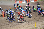 MX1 Grand Prix race two. 2021 New Zealand Motocross Grand Prix at Old Gorge Road in Woodville , New Zealand on Sunday, 31  January 2021. Photo: Dave Lintott / lintottphoto.co.nz