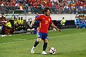 Soccer : International Friendly : Spain 2-2 Colombia