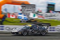 Porsche GT3 Cup Challenge Canada<br /> Grand Prix Trois-Rivieres<br /> Trois-Rivieres, QC CAN<br /> Saturday 12 August 2017<br /> 07, Tim Sanderson, GT3CP, CAN, M, 2017 Porsche 991<br /> World Copyright: Jake Galstad<br /> LAT Images