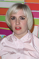 WEST HOLLYWOOD, CA, USA - AUGUST 25: Lena Dunham at HBO's 66th Annual Primetime Emmy Awards After Party held at the Pacific Design Center on August 25, 2014 in West Hollywood, California, United States. (Photo by Xavier Collin/Celebrity Monitor)