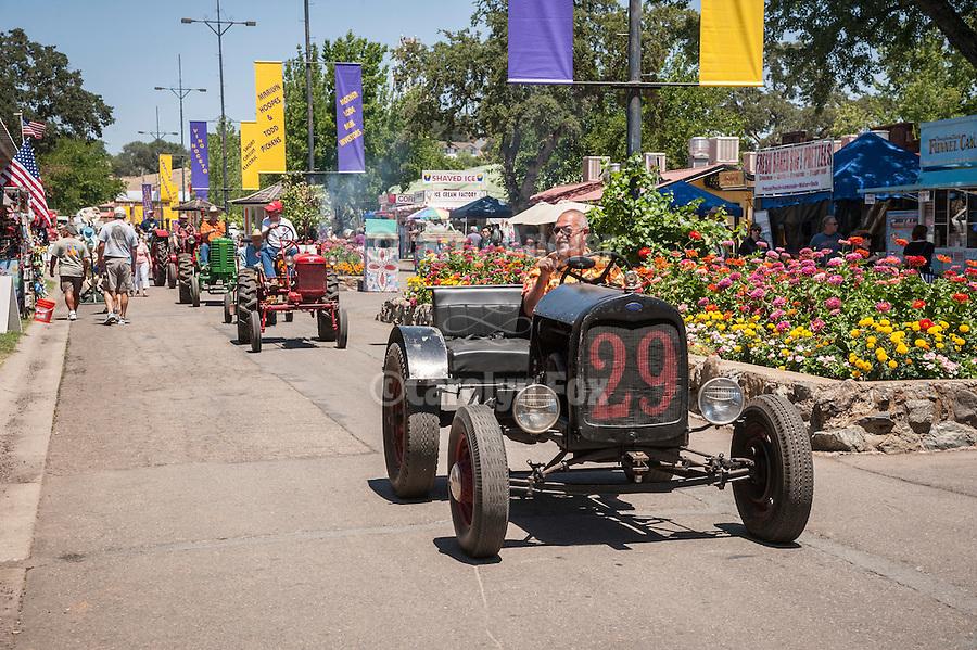 75th Amador County Fair, Plymouth, Calif.