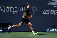 8th September 2021; New York, USA; 2021 US Open Tennis quarter finals; Alexander Zverev , Germany