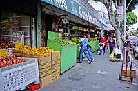 San Francisco, California - Casa Lucas Market, 24th Street, Mission District.