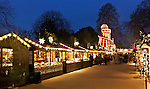 Great Britain, London: Hyde Park Winter Wonderland | Grossbritannien, England, London: Weihnachtsmarkt Hyde Park Winter Wonderland