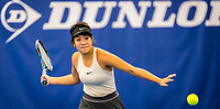 Amstelveen, Netherlands, 16  December, 2020, National Tennis Center, NTC, NK Indoor, National  Indoor Tennis Championships,  Lian Tran  (NED) <br /> Photo: Henk Koster/tennisimages.com