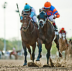Lone Sailor (left) and Noble Indy (right)