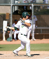 Mitch LeVier / Oakland Athletics 2008 Instructional League..Photo by:  Bill Mitchell/Four Seam Images