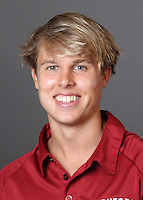 STANFORD, CA - AUGUST 31:  Alex Avery of the Stanford Cardinal during water polo picture day on August 31, 2009 in Stanford, California.