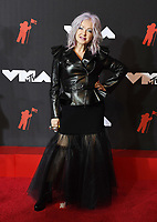 Cyndi Lauper attends the 2021 MTV Video Music Awards at Barclays Center on September 12, 2021 in the Brooklyn borough of New York City.<br /> CAP/MPI/IS/JS<br /> ©JSIS/MPI/Capital Pictures