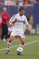 D.C. United's Dema Kovalenko. D. C. United was defeated by the NY/NJ MetroStars 3 to 2 during the MetroStars home opener at Giant's Stadium, East Rutherford, NJ, on April 17, 2004.