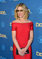 LOS ANGELES, USA. January 25, 2020: Christine Lahti at the 72nd Annual Directors Guild Awards at the Ritz-Carlton Hotel.<br /> Picture: Paul Smith/Featureflash